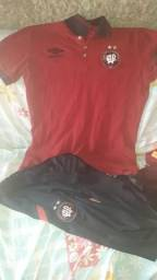 Camisa Athletico e calca G