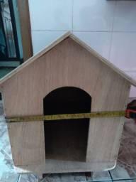 Casinha de cachorro de pequeno porte