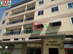 Cobertura à venda no Edifício Avenida, Centro Maricá , 3 suítes e 1 dependência pronto par