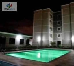 Apartamento com 2 dormitórios para alugar, 52 m² por R$ 1.000/mês - Vila Alzira - Guarulho