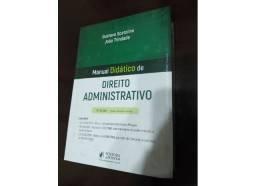 Manual Didático de Direito Administrativo NOVO - 6ª Edição (2018)