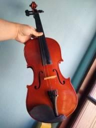 Vendo violino por R$ 200,00 para vender hoje