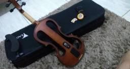 Violino Eletrico 4/4 Eagle