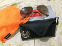 Óculos de sol ray bam modelo aviador