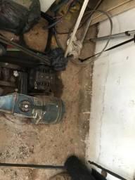 Guincho elétrico de 7.5 kVA com redutor