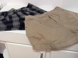Shorts número 40