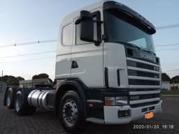 Scania r124 420 2007/2008 - 2008