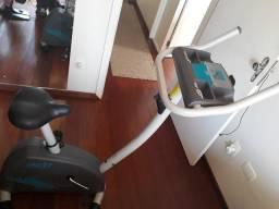 Bicicleta Ergométrica ACT! home fitness CBL20 190Kg