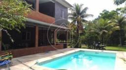 Sítio à venda com 5 dormitórios em Guaratiba, Rio de janeiro cod:869828