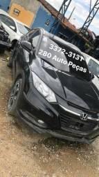 Sucata Honda Hrv 2015 para retirada de peças