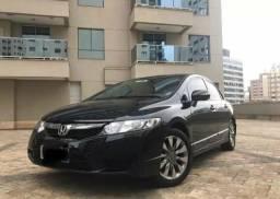 Honda Civic 1.8 Lxl Flex couro 4p - 2011