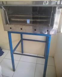 Forno refratário industrial