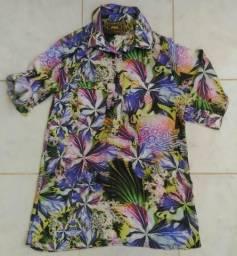 Camisa Dimy tamanho M feminina