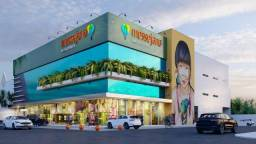 Mega Center shopping Messejana lojas e box