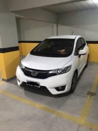Honda fit 15/15 automático exl - 2015