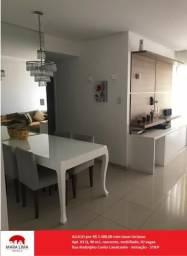 Cod. 1051 Apartamento Finamente Decorado na Rua Rodolpho Coelho Cavalcante