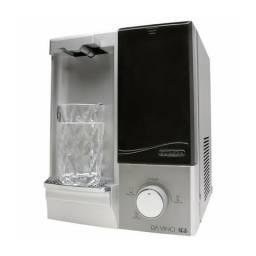 Purificador de água gelada Europa Da Vinci Ice Inox + 2 refis de filtro