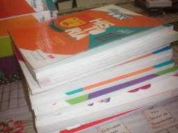 Livos box de todos os livros colegio esic ensino medo
