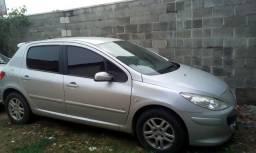 Peugeot 307 Hatch Presence Pack 1.6 16V flex 2011 troco - 2011