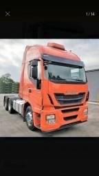Iveco Stralis Hiway 480 6x2 2014 - 2014