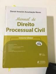 Vendo Manual de Processo Civil