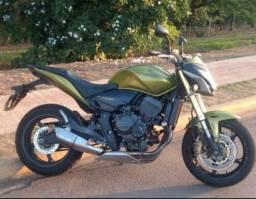 Moto Honda 600 - 2013