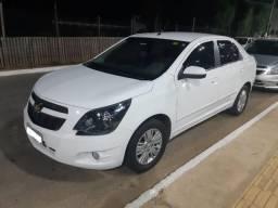 GM - Chevrolet Cobalt 1.8 LTZ Automático - Branco - 2015 - Vendo / Troco Menor Valor - 2015