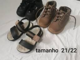 Roupinhas e calçados menino 9m a 1 ano