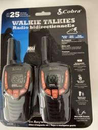 Walkie-talkies Cobra AcxT345