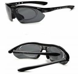 Oculos de Ciclismo Proteção UV400 - Super Leve