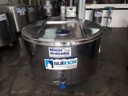 Resfriador tanque de leite 840 litros - Sulinox
