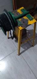 Limpador de cana elétrico