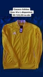 Casaco Adidas Amarelo