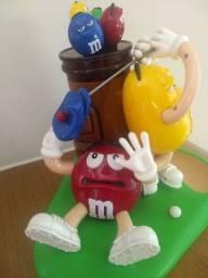 Dispenser de Chocolate m&m's