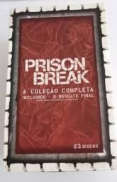 Box Prison Break - Edição Colecionador - 23 Dvd's