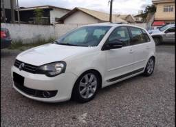 VW-Polo Hatch 1.6 (Flex) 2010 White