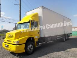 MB 1620 Truck Baú 10.5m