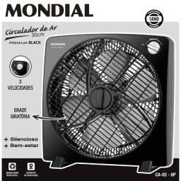 Circulador De Ar 6 Pás Mondial Premium Ca-02 6p