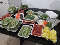 Vendemos verduras