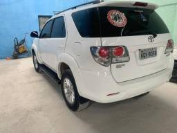 Toyota Hilux SW4 srv 2,7 flex 2015