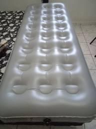 Colchão de solteiro inflável