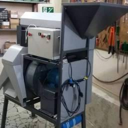 Máquina separadora de grão de café