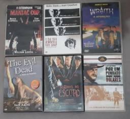 Filmes raros em DVD por 10 reais cada