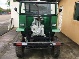 Carreta agrícola diesel 4x4