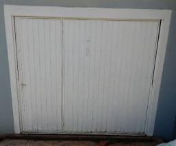 Vendo portão contrapeso para garagem tam.1600x2250 com motor.