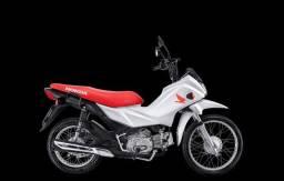 Moto Pop 110i, modelo 2021