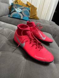 Chuteira Nike Phanton Vsn 42 Nova