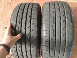 Título do anúncio: Par de pneus 225/50/17