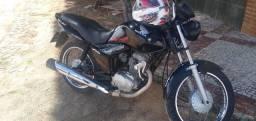 Fan 150 preta 2011