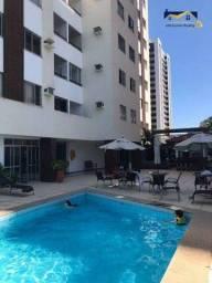 Apartamento 2/4 super ventilado em Jardim Armação